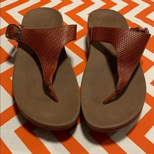 Women's Fitflop sandals size 8